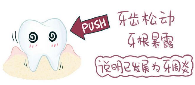漫画:口腔健康的7项自我检查