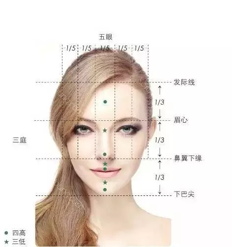 这需要考虑到眼睛内部结构以及与眉毛